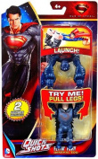 Man of Steel Movie Quick Shots Flyin Fury General Zod