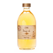 Sabon Sower Oil Enriched with 4 natural oils Ginger Orange Scent S.L.S AND Paraben Free NEW Brand with .