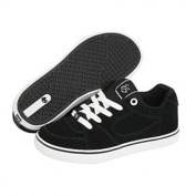 ES Skate Shoes Square One Youth Black/White