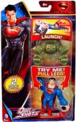 Man of Steel Movie Quick Shots Flight Strike Superman