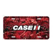 Case IH CAMO Licence Plate
