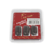 1st Lady © (12 Pieces) (Korean 2.7m Clips) U Shape Steel Snap Weaving Clips For Feather Hair Extensions Wigs Weft (Colours