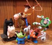 Takara Tomy Disney Pixar Toy Story *Western Battle* Character Figure ~7.6cm - Woody