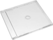 5 x Clear Maxi Single 6mm Spine CD Replacement Jewel Case By DragonTrading®