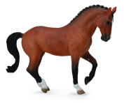 Collect A Horse Life Hanoverian Bay Mare Toy Figure