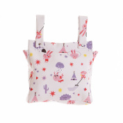 Baby Pram Bag Pink Rabbit sleepaa
