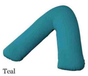"""Luxury V Shaped Orthopaedic/Nursing/Maternity Support Pillow with """"Complementary free """"Pillowcase"""" in 18 Colours""""."""
