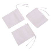 VWH Disposable Drawstring Paper Empty Tea Filter Bags Tea Infuser Bags