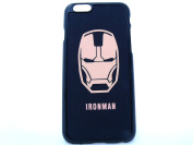 Classic Superhero Insignia iPhone 6 Snap-On Cases Featuring Superman, Batman, Captain America, Ironman, and Spiderman