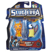 Slugterra Series 2 Burpy & Bugsy Mini Figure 2-Pack