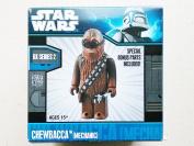 TAKARA TOMY Medicom Toy Kubrick unbreakable STAR WARS DX Series 2 Chewbacca Mechanic No Bonus Pack