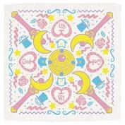 Ichiban Kuji Hand towel [Sailor moon ] Moon stick galaxxxy collaboration G Award queue