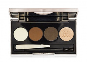 Maëlle Brow Stylist Medium-Dark - For well-groomed brows!