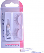 Sure Manicure Beauty Make Up Artificial False Eye Lashes Extensions Pack Of 6