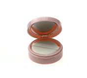 Portable Refillable Powder Puff Case Container DIY Make-up Face Powder Box Jar Travel Kit With Mirror and Sifter10 ml