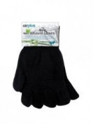 Airplus Aloe Infused Gloves - Colour : Black