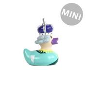 Bud Duck ~ Mini Collectible Deluxe Rubber Duck ~ QUEEN