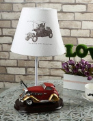 SSBY The Truck Locomotive DecorationSstudy The Energy-saving LED Desk Lamp That Shield an Eye