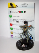 Heroclix DC Teen Titans #048 Skitter Figure with Card