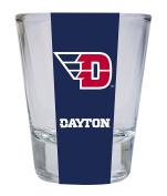 Dayton Flyers Round Shot Glass