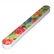 Buffer Nail Files Flowers Set of 10