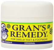 Gran's Remedy For Smelly Feet and Footwear by Gran's Remedy.