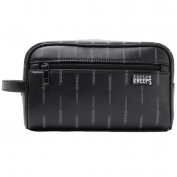 Sourpuss Rockabilly - Kustom Kreeps Flick Knife Switch Hblades Toiletry Bag Black ca. 24 x 14 x 14 cm