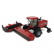 1/64th Case IH WD2504 Windrower with Detachable Sickle Bar and Rotary Heads