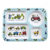 Working Wheels Compartment Tray