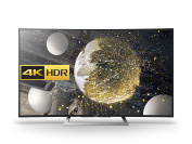 Sony Bravia KD50SD8005 130cm Curved Android 4K HDR Ultra HD Smart TV (2016 Model) with Youview, Freeview HD, PlayStation Now - Black