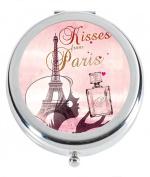 Pocket mirror - Eiffel Tower Perfume