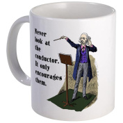 CafePress - Conductor - Unique Coffee Mug, 330ml Coffee Cup, Tea Cup