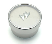 Our Wonderful Bridesmaid Silver Plated Trinket Box Gift