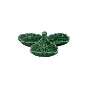 Bordallo Pinheiro Cabbage Green Olive Dish