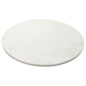 Amber Home Goods Marble Round Cheese/Cutting Board