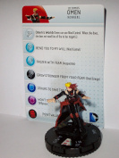 Heroclix DC Teen Titans #053 Omen Figure with Card