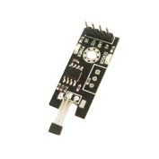 QHGstore New Hall Sensor Module for Arduino Works with Official Arduino Boards