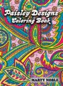 Dover Publications, Paisley Designs Colouring Book Kids Children