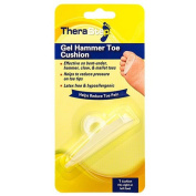 Complete Care Shop Silipos Therastep Gel Hammer Toe Cushion Soft and Flexible