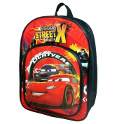 Disney Cars 2 - kids backpack - Scene Street X - 31 x 24 x 11 cm