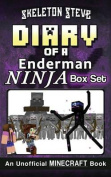 Minecraft Diary of an Enderman Ninja Trilogy