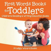 First Words Books for Toddlers
