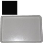 MFG Supreme Display Tray 30cm x 46cm x 2.5cm High, Black Fibreglass