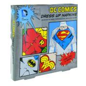 Paladone DC Comics Dress Up Napkins