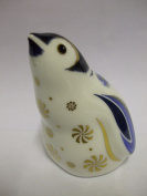 Royal Crown Derby SNOWFLAKE BABY PENQUIN Members Joining Piece 2015