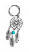 Spirit of Avalon Shaman Dream Catcher Keyring Native American/Meditation/Astrology/Spirituality by Spirit of Avalon