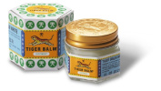 Tiger Balm White 19.4 G. Tiger Balm White Is Effective for Migraine Headaches, Insect Bites or Nasal Congestion 1 Jars Sold By Go Greens