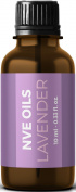 Buy Pure Lavender Essential Oil By NVE Oils - 100% Authentic and Therapeutic Grade .  doTERRA, Young Living, Edens Garden)