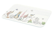 Beatrix Potter Peter Rabbit Classic - Glass Worktop Protector Chopping Board