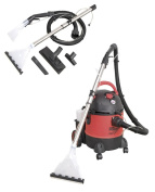 Sealey PC310 20 Litre 1250 W Wet And Dry Valeting Machine - Red